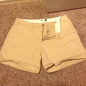 Old Navy Women's Khaki Shorts